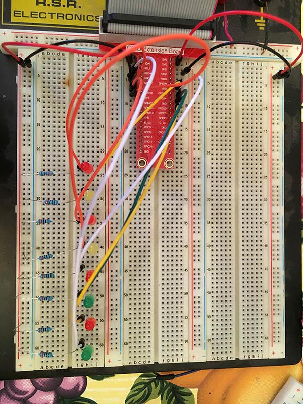 breadboard-wired